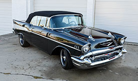 Art Morrison Chassis. 1957 Chevy Hardtop ...