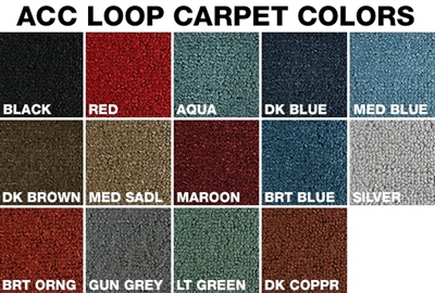 Carpet For Your Tri Five 1955 57 Chevy Nomad Or Wagon From