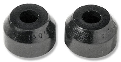 Danchuk 55-72 Tie rod end urethaneboots (inner & outer); pr