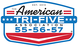 American Tri-Five Association 2020 T-Shirt - Blue